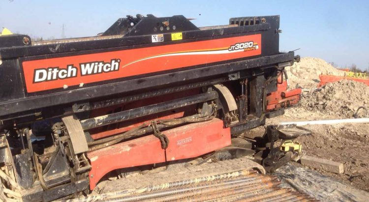 Ditch Witch JT3020 Mach1