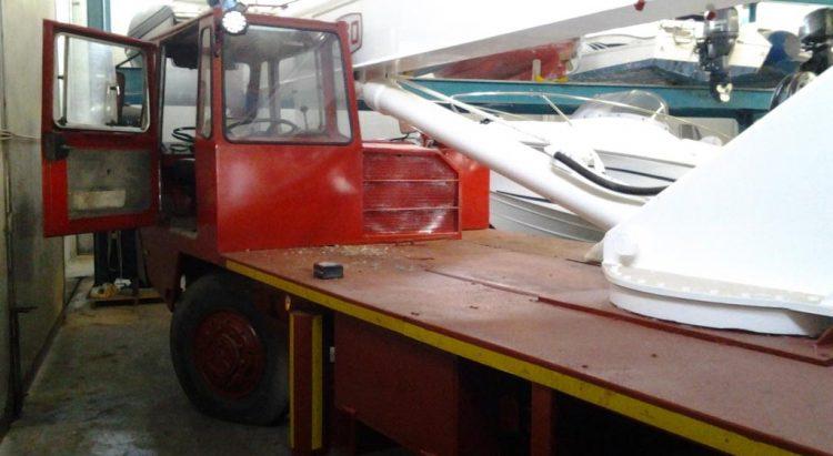 Crane Rigo RGT 16.18