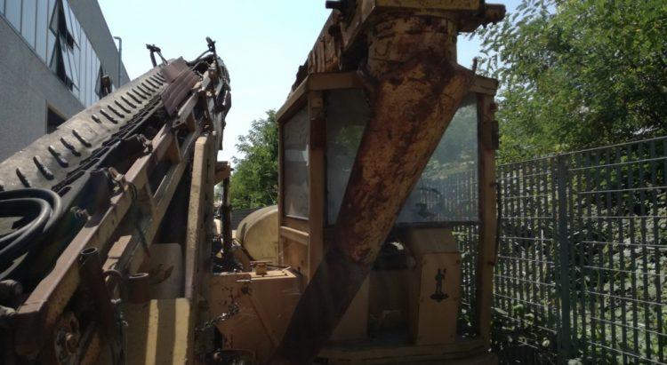 Used Trencher Vermeer OCC135