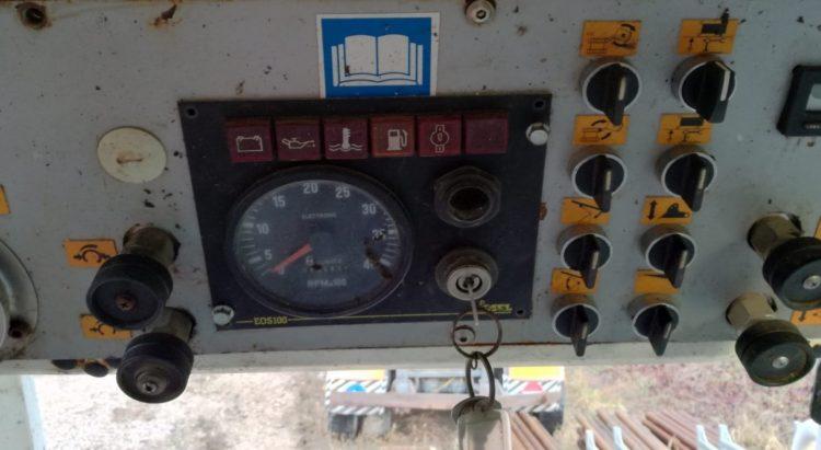 Used Drill EGT DD2522.01