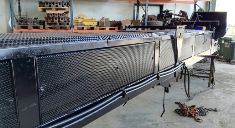 Conveyor Belt for Trencher T655